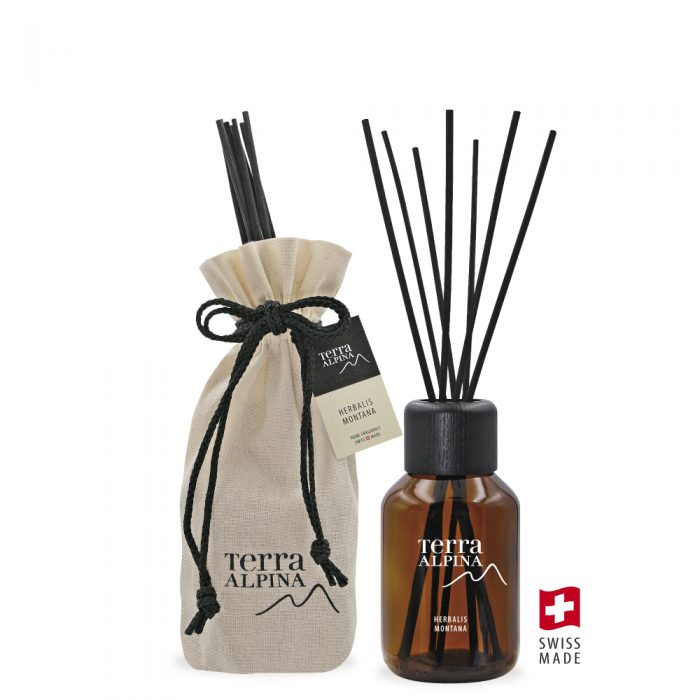 Terra Alpina Raumduft Sticks 300ml Herbalis Montana