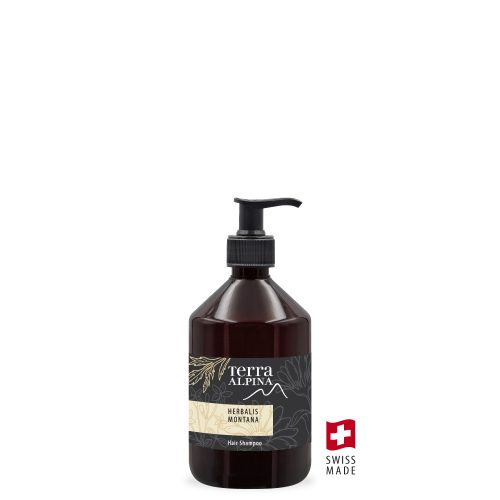 Terra Alpina Haarschampoo 500ml Herbalis Montana