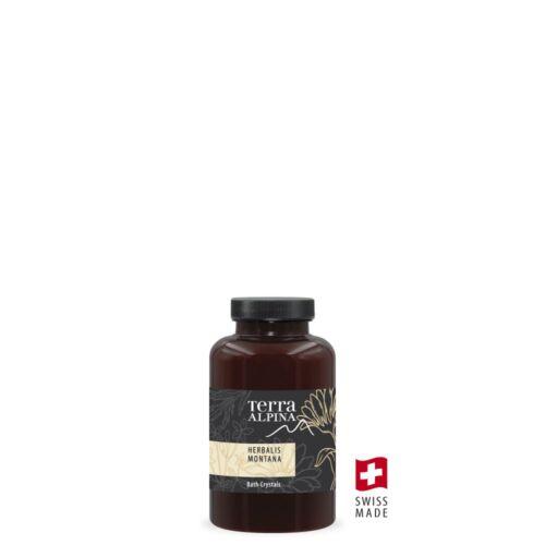 Terra Alpina Badesalz 550g Herbalis Montana