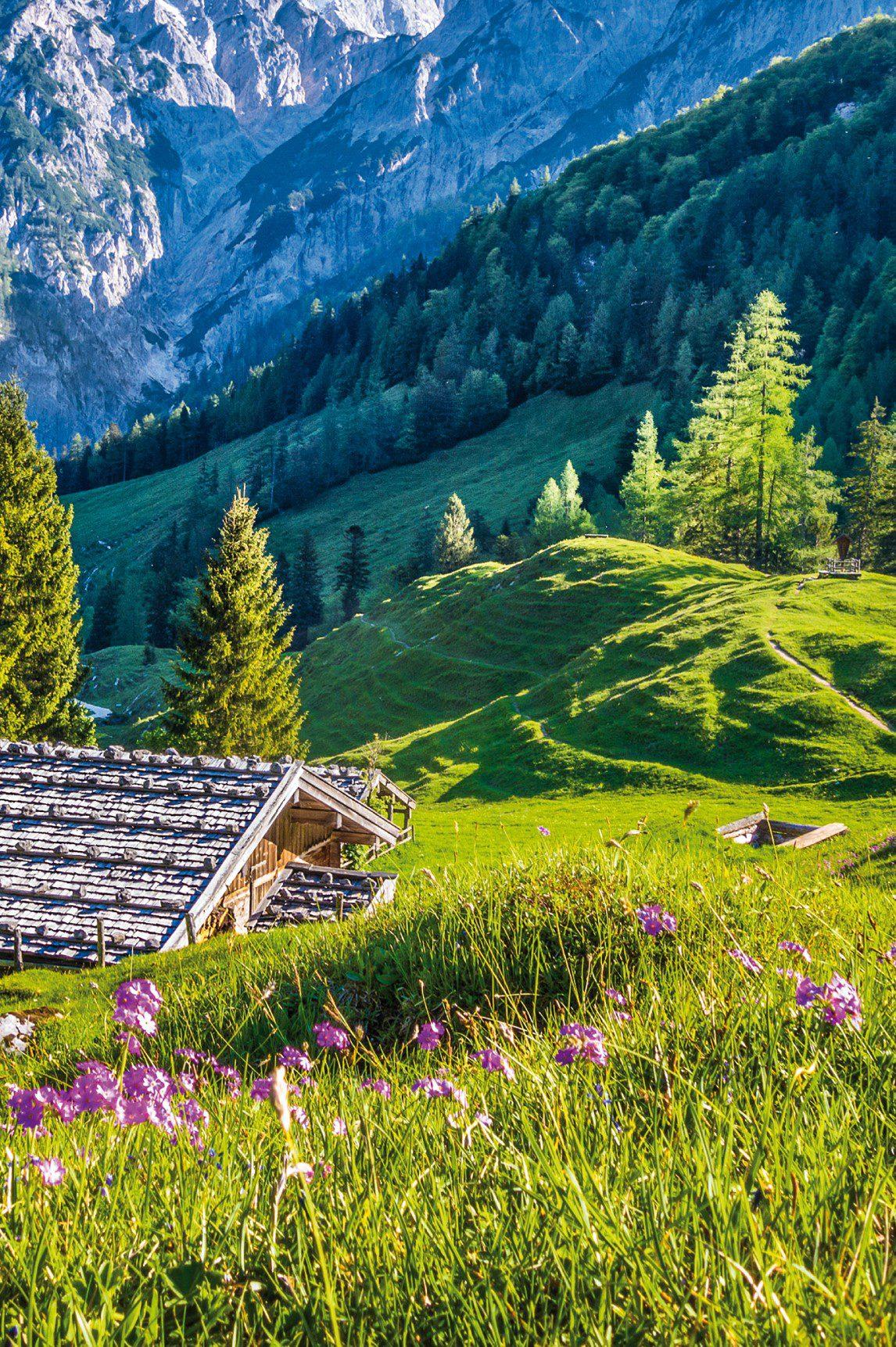 Terra Alpina Schweizer Bergwelt