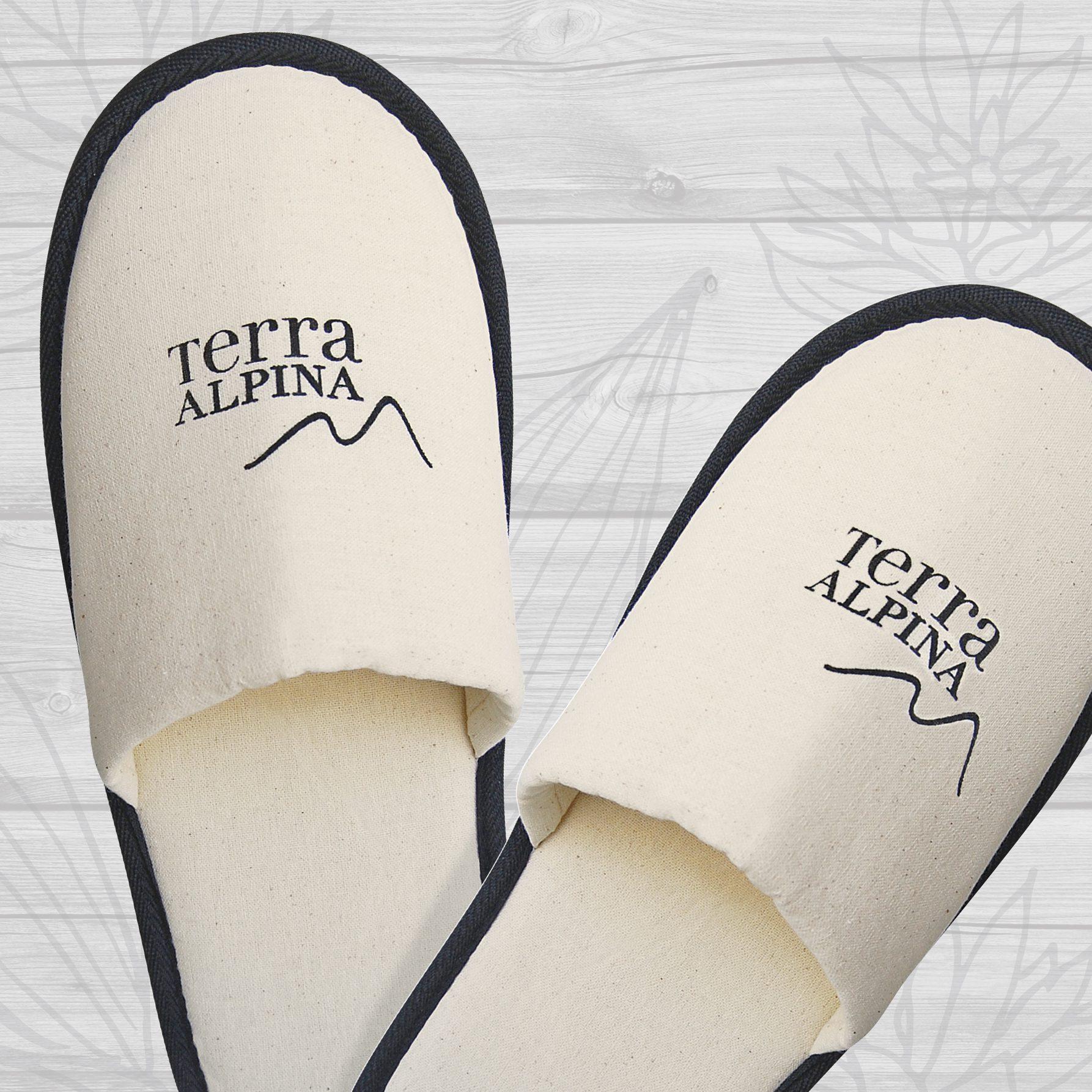 Terra Alpina Hotel Slippers