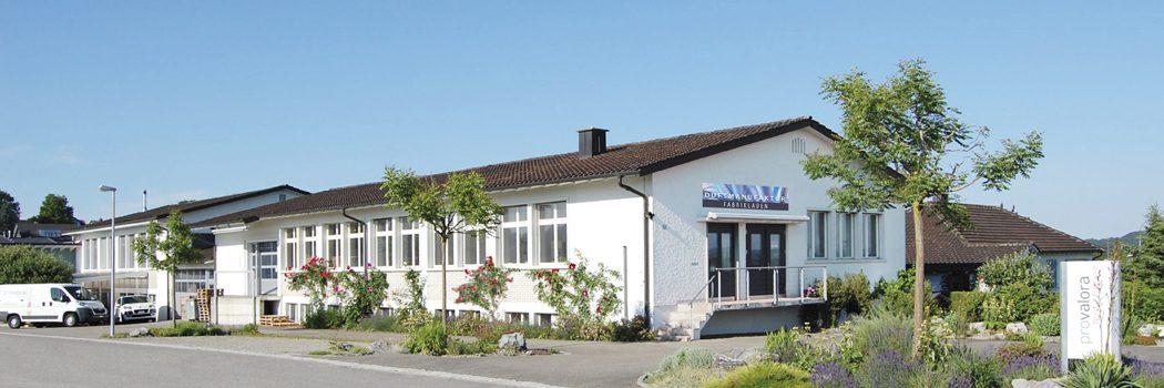 Firmensitz Terra Alpina